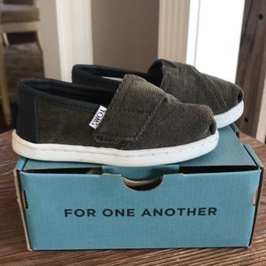 Toddler boys Tom shoes